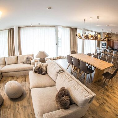 5 room penthouse deluxe