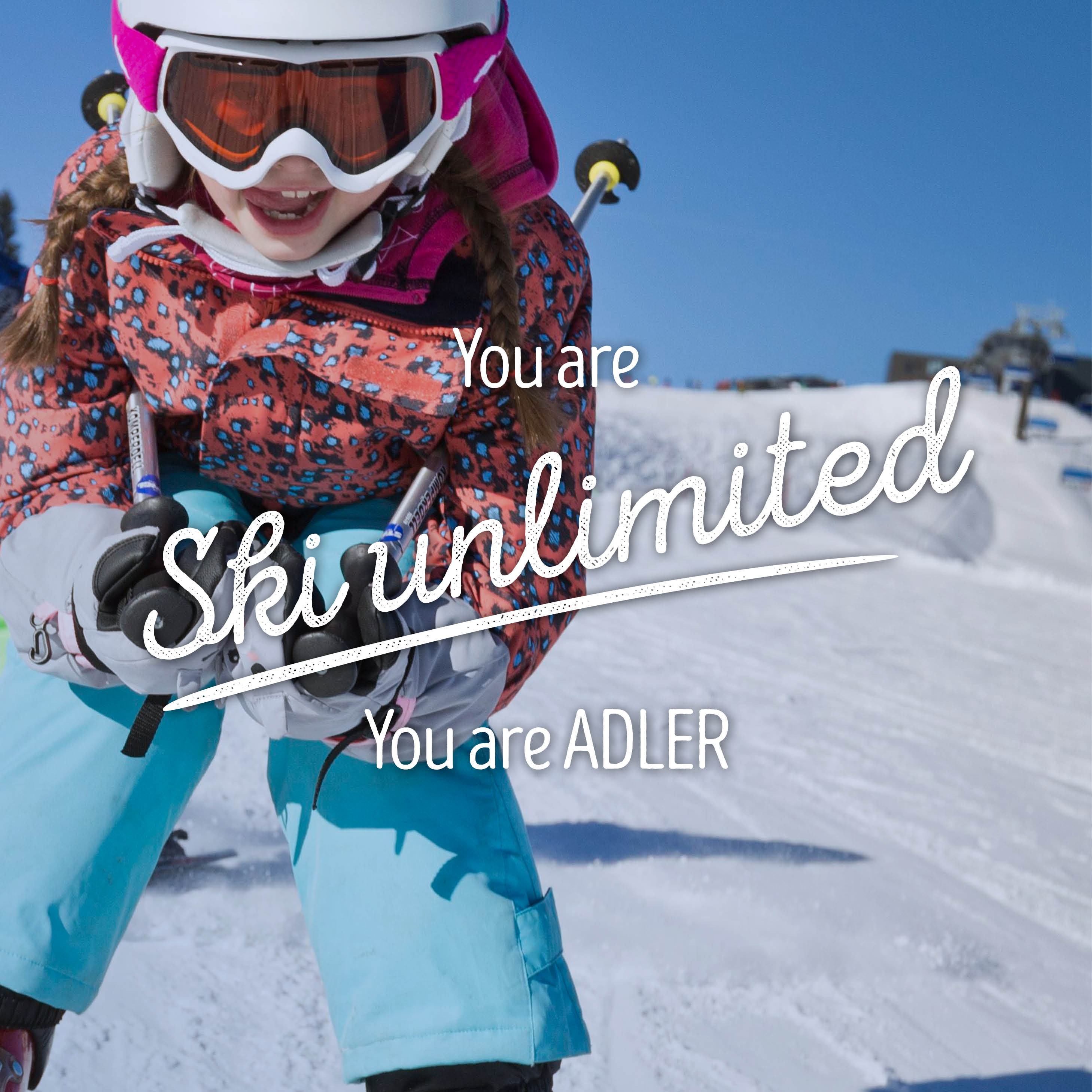 You are Ski unlimited 7 nights